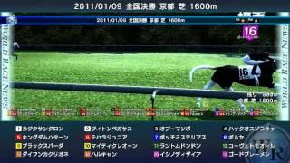 DOC2009・2011/01/09開催ワールドレース
