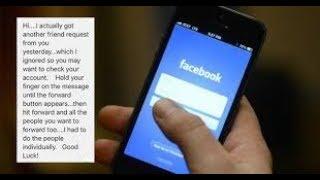 Un nuevo engaño viral se expande por Facebook