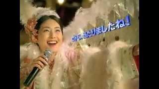 [CM] 常盤貴子がオペラ座でカラオケ LOTO6 ロトシックス 宝くじ TvCm2013.