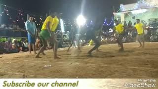 POONGUDI Elam Paravai vs PERUMANADU Inaintha Kaigal 2nd half best kabaddi match