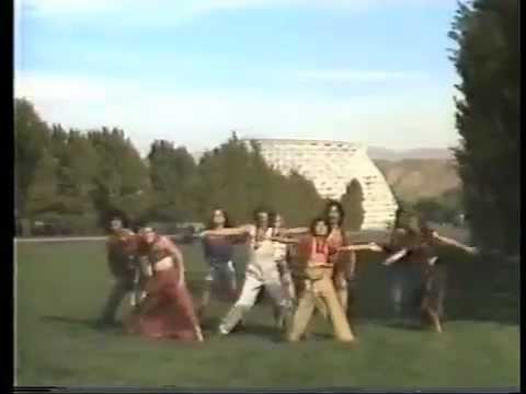 Landrum Dance Theatre at Six Flag Magic Mountain 1979