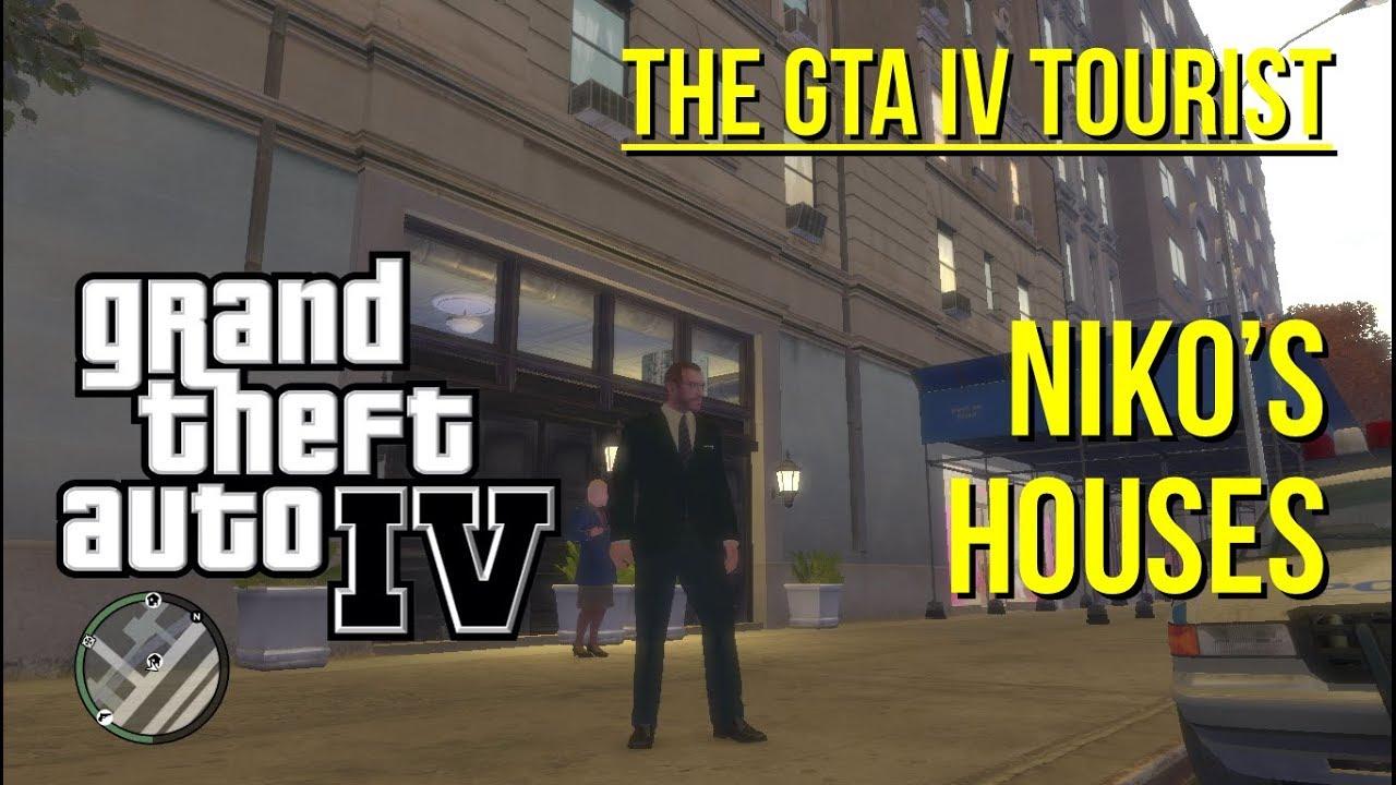 The GTA IV Tourist: Niko's Safehouses
