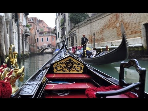Life in 2 minutes: Gondola ride 2014! (Venice part 2)