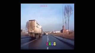Tırla Efsane Makas Atan Şoför