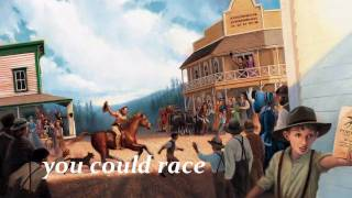 Off Like the Wind - the First Ride of the Pony Express