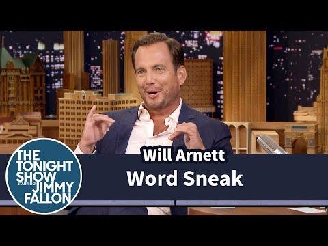Word Sneak with Will Arnett