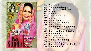 20 Seleksi Pop Sunda Hetty Koes Endang Vol 2
