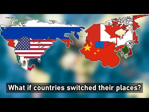 What if countries