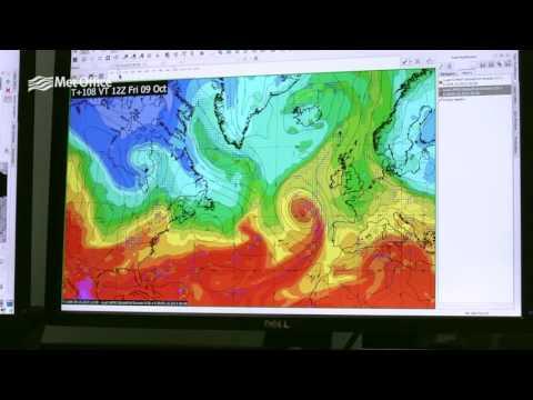 Possible Impact of ex-Hurricane Joaquin in the UK