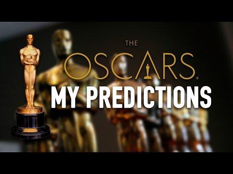 MY 2017 OSCAR PREDICTIONS (Mis Predicciones De Los Oscar 2017) | MOVIECLIPS XXI