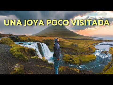 ¡POCOS TE HABLARÁN DE ESTE LUGAR! | (ISLANDIA ROAD TRIP #2🇮🇸)