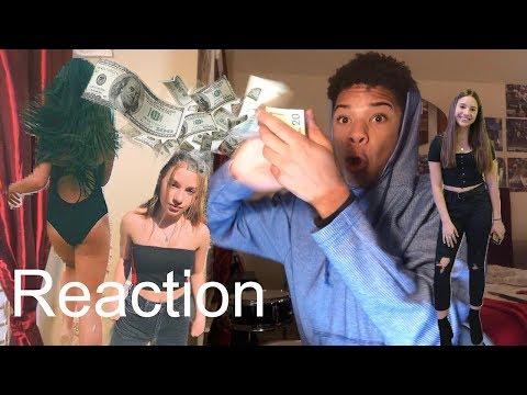 Mackenzie Ziegler Dance Evolution 9-13!!!LOW KEY THICCC AF😍🍑🍑😩!!!!||reaction||