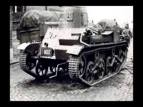 Belgian Tanks of World War 2