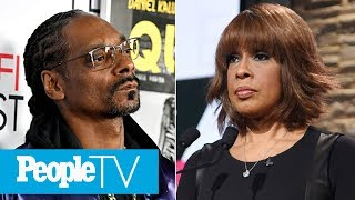 Jada Pinkett Smith's 'Heart Dropped' After Snoop Dogg Criticized Gayle King | PeopleTV