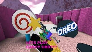 ROBLOX CANDY OBBY!!! | SLIMKYFOREVER644