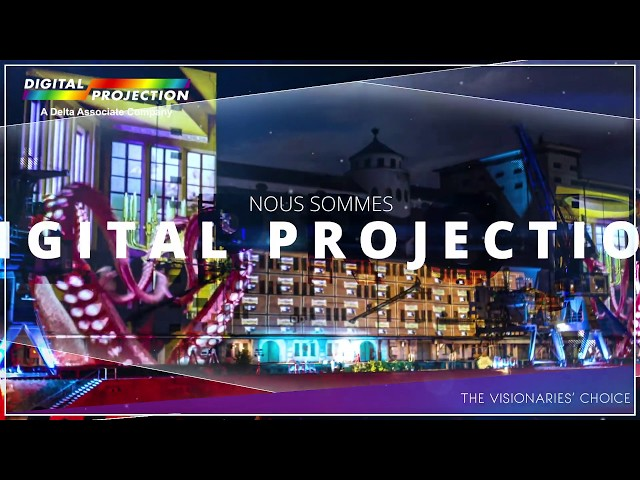 Nous Sommes Digital Projection
