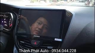 Khám Phá Màn Hình DVD Androi Xe Vinfast Fadil 《DVD Zestech Bảo Hành 2 Năm》