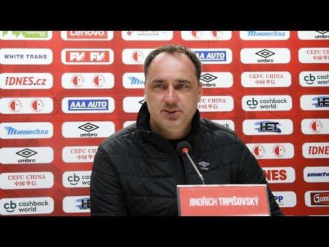 MOL CUP OHLASY: Slavia - Boleslav Jindřich Trpišovský