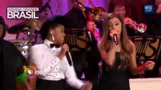 Ariana Grande - The White House (Performance FULL March 2014)