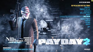 GTX 960 -- PayDay 2 -- Max Settings -- How Good Does it Look?