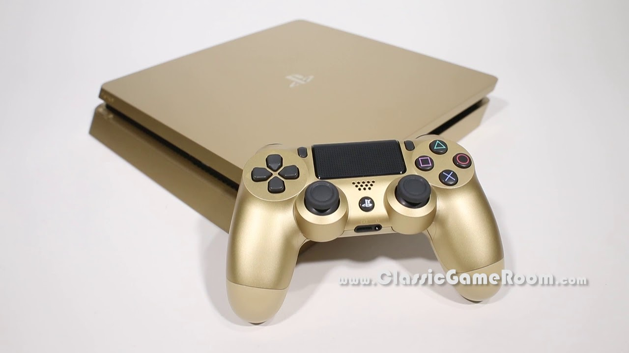 Classic Game Room Gold Ps4 Slim Review Youtube