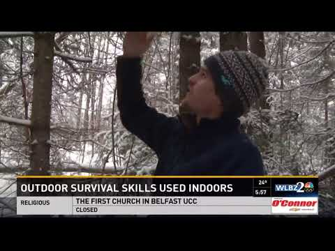 Outdoor survival skills when the power goes out