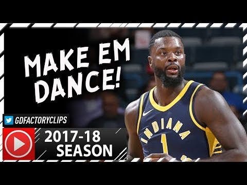 Lance Stephenson Full Highlights vs Bucks (2017.10.04) - 17 Pts, 6 Ast, 5 Reb
