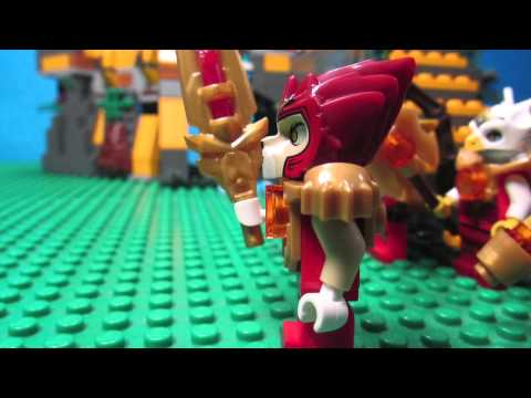 LEGO Chima episode 50 Chima Fights Back!