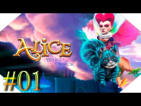 Let's Play Alice: Behind the Mirror [Wimmelbild] #01 - Das Wunderland... [Blind/DE]