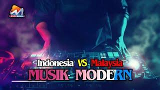 MUSIK MODERN DJ MALAYSIA VS DANGDUT INDONESIA TRAP+BREAKFUNK