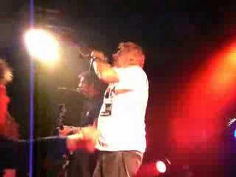 UK SUBS - Warhead - Live 2008