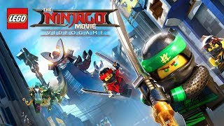 The LEGO Ninjago Movie Videogame Godzilla Destroy Ninjago City