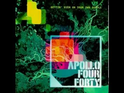 Apollo 440 - The Machine in the Ghost