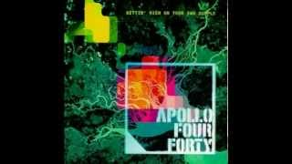 Apollo 440 - The Machine in the Ghost