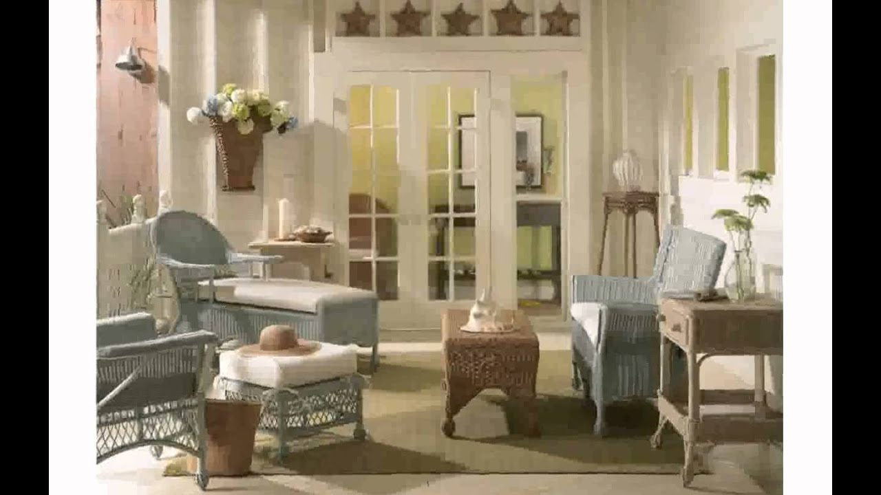 Cottage Home Decorating Ideas Part - 33: Cottage Home Decorating - YouTube