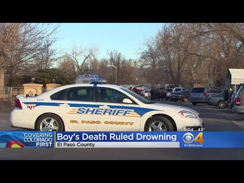 Boy Who Was Subject Of Amber Alert Died In Accidental Drowning