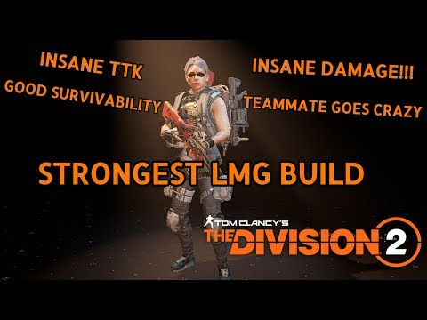 Download DIVISION 2 | BEST LMG BUILD IN THE GAME!!