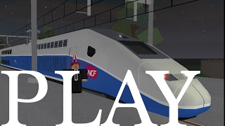 [ROBLOX] Terminal Railways - Awesome Train Simulator - Playaround