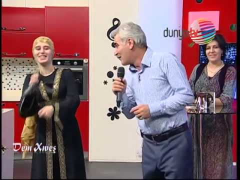 HAŞİM \u0026 GÜLİSTAN TOKDEMİR - HARIM KUDA - HD - KALİTE