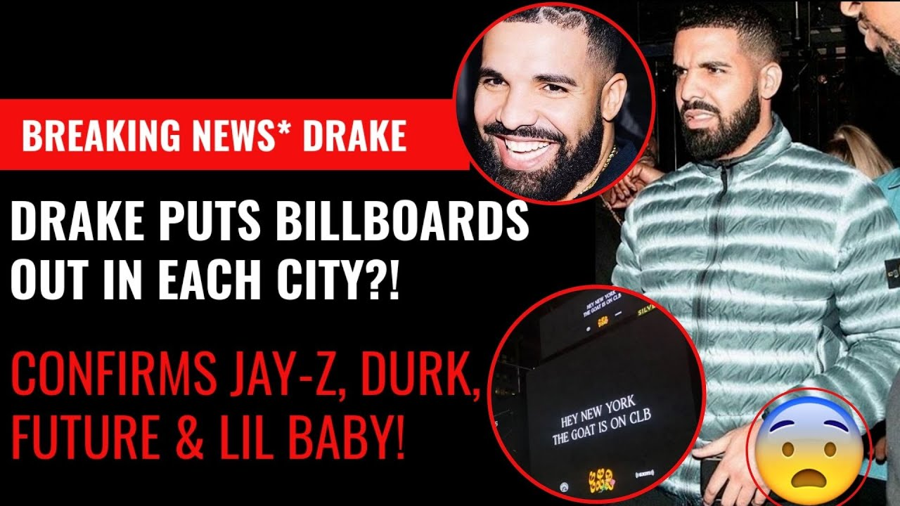 Drake's 'Certified Lover Boy' Arrives, With Guests Including Jay-Z ...