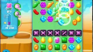 Candy Crush Soda Saga - level 405 (No boosters)
