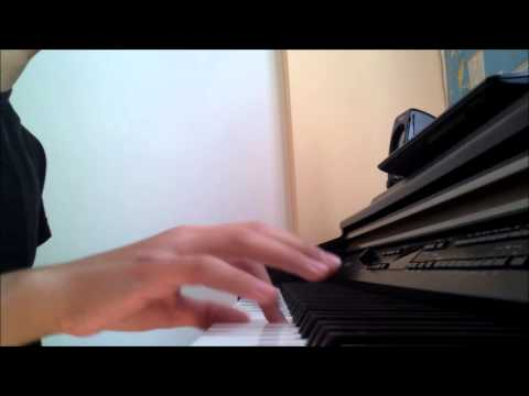 Kung Fu Piano Cello Ascends Piano Cover