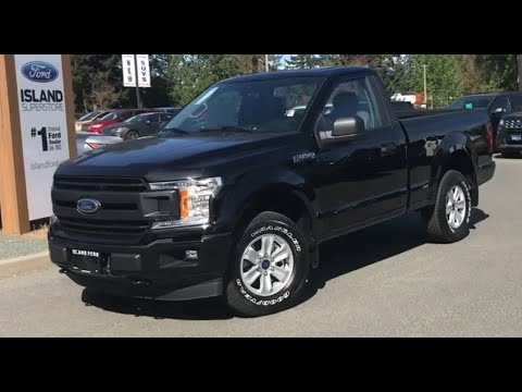 2019 Ford F-150 XL 101A 3.3L Regular Cab Review| Island Ford