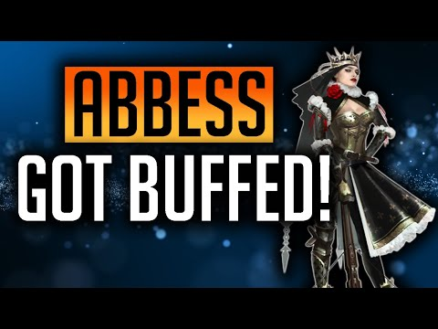 RAID   ABBESS FINALLY BETTER THAN WARMAIDEN!