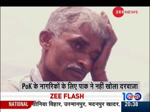 27 PoK residents left stranded as Pakistan refuse to open gate for Cross-LoC bus service