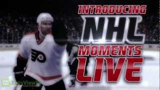 NHL 13 | Live Moments Trailer | 2012 | HD