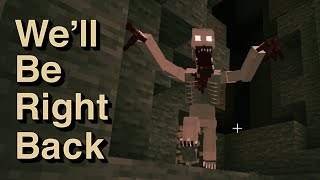 We'll Be Right Back in Minecraft Best SCP Compilation