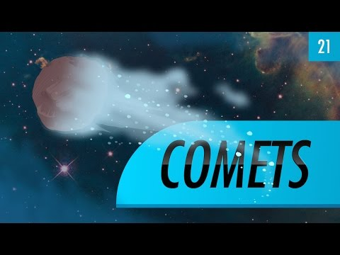 Comets: Crash Course Astronomy #21