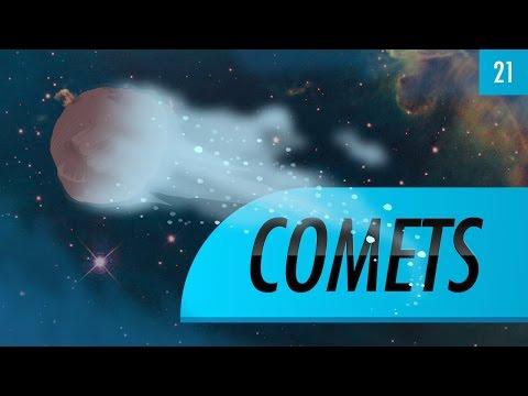 Comets: Crash Course Astronomy #21