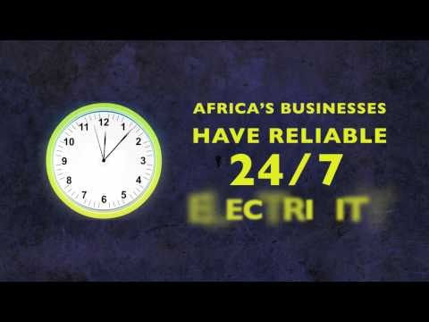Africa's Energy, Imagine 2020